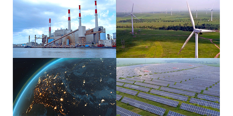 Photo collage featuring natural gas, wind, solar energy sources.png