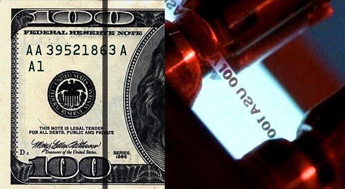 Anatomy of a $100 Bill | NOVA | PBS