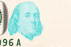 Franklin watermark