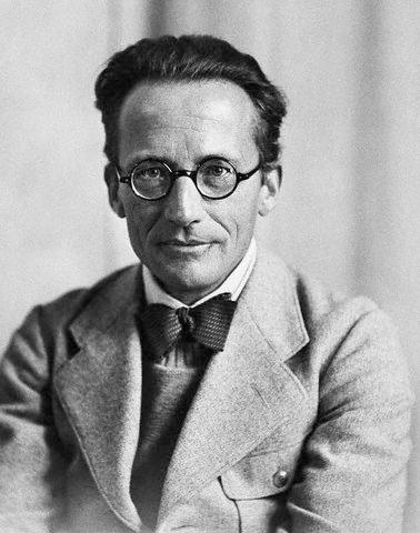 Erwin Schroedinger