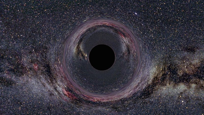 Black Holes Could Turn You Into a Hologram, and You Wouldn't Even Notice