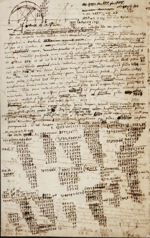 Newton's Manuscripts