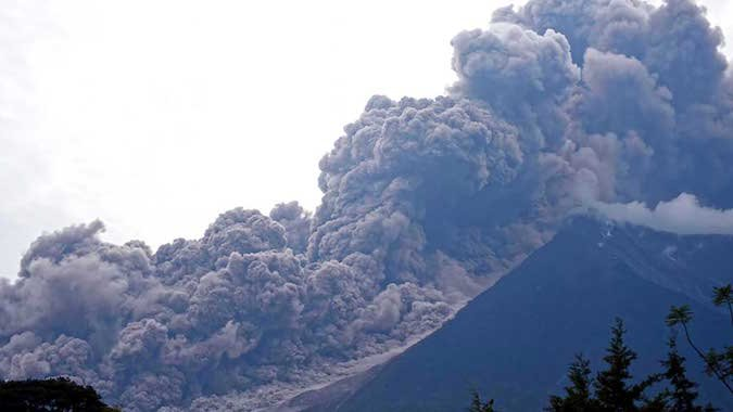 Drone Monitoring of Volcanoes Could Improve Warning Times