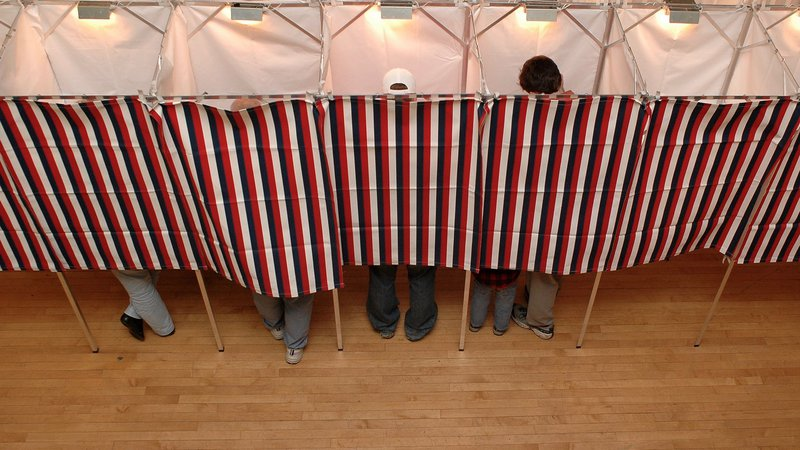 election-booths