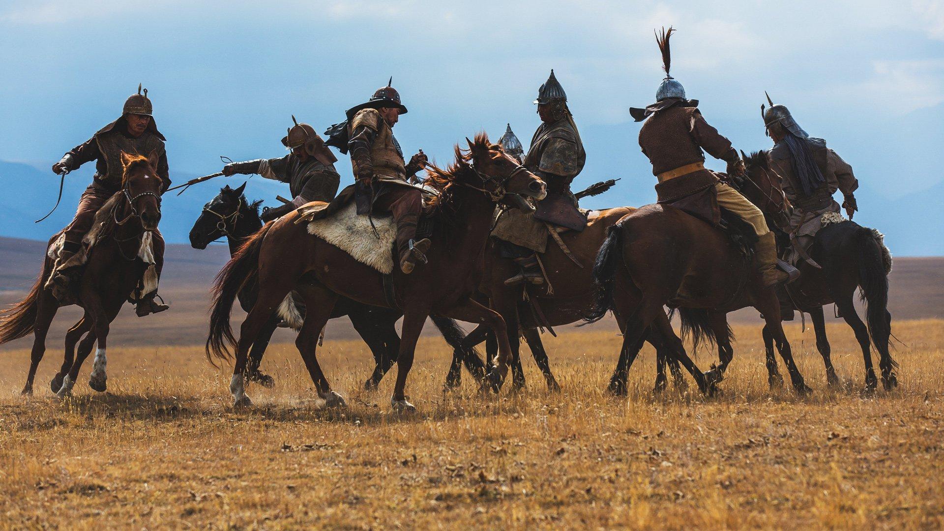 First Horse Warriors | NOVA | PBS
