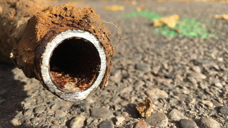 flint-pipe