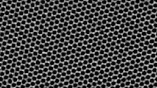 graphene-lattice