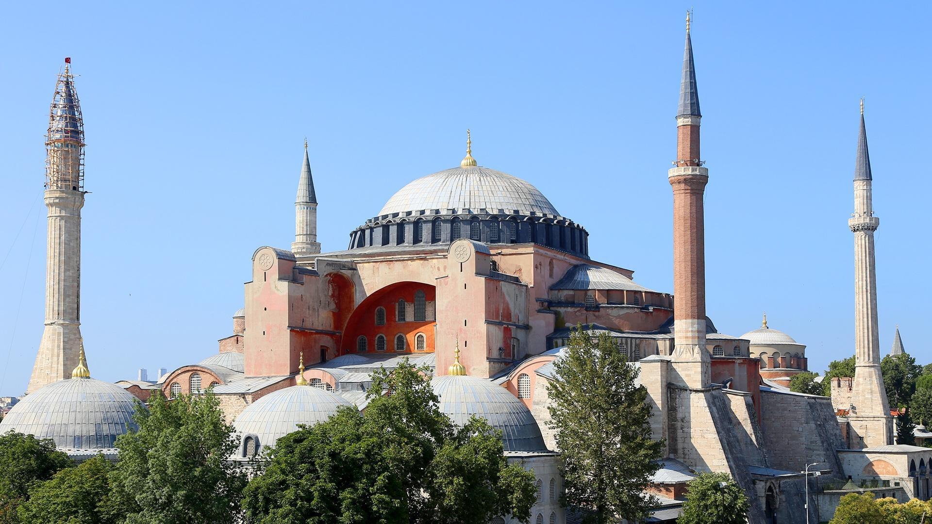 Hagia Sophia Istanbuls Mystery Nova Pbs