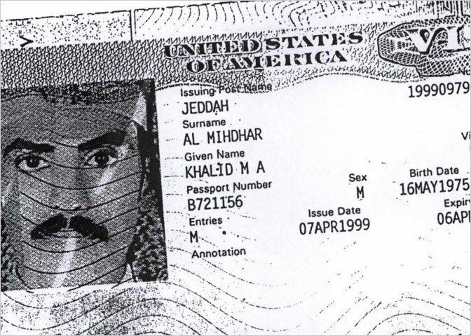 passport of Mihdhar