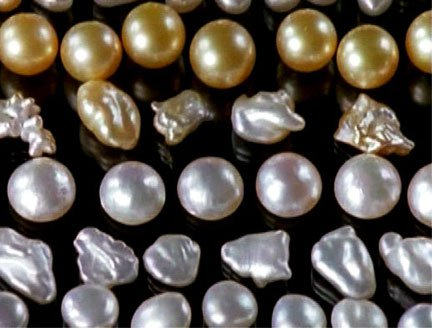 Over time, a range of pearl styles became available to royalty and commoners alike.