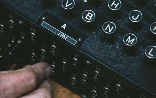 using the enigma plug board