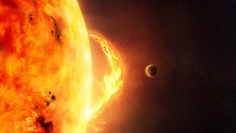 Evidence of Enormous, 2600-Year-Old Solar Storm Found in Greenland