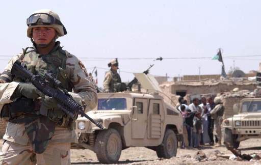 Soldiers Iraq