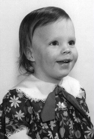 Judy age 2