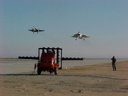 field landing eval