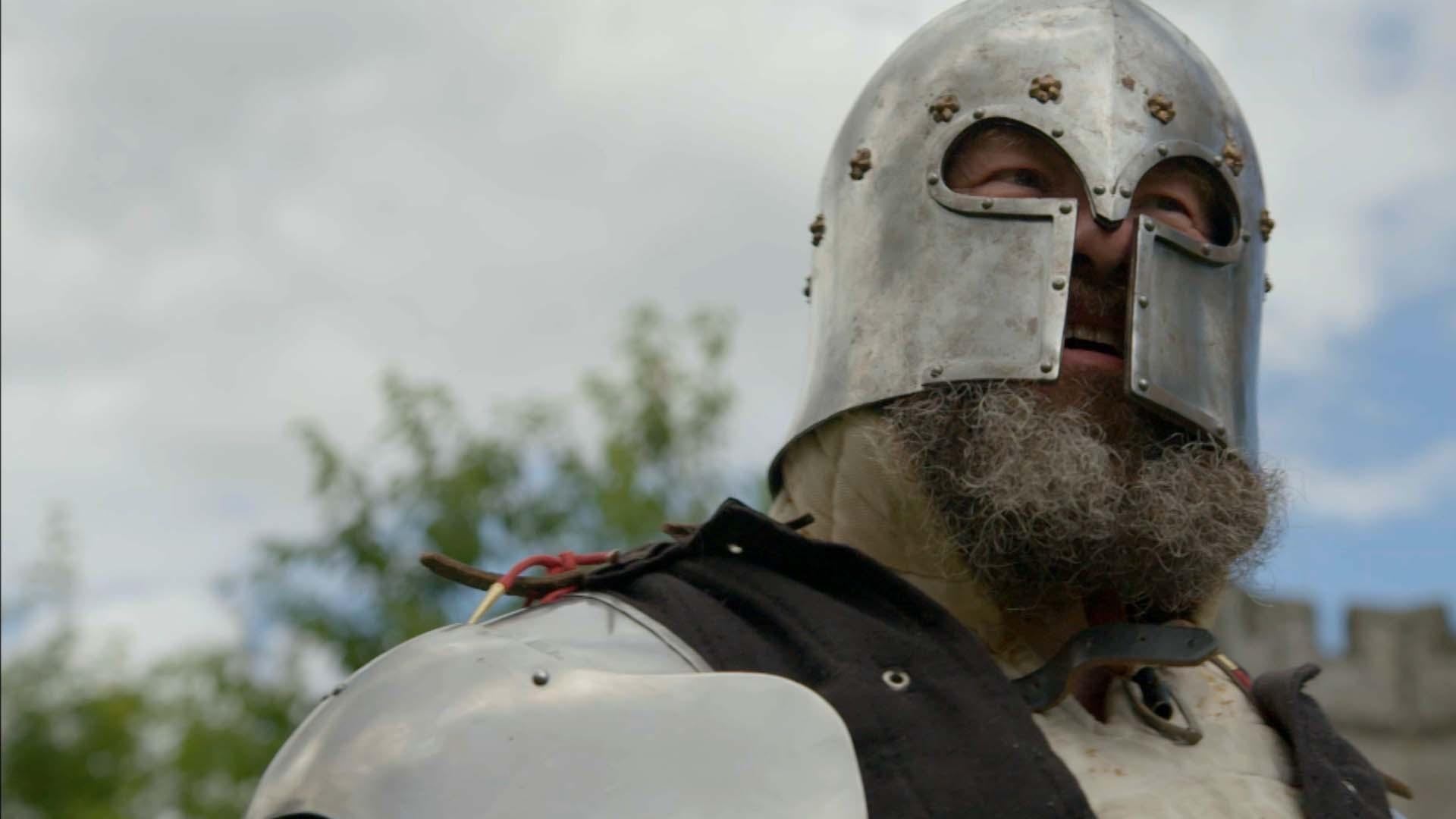 Secrets of the Shining Knight | NOVA | PBS