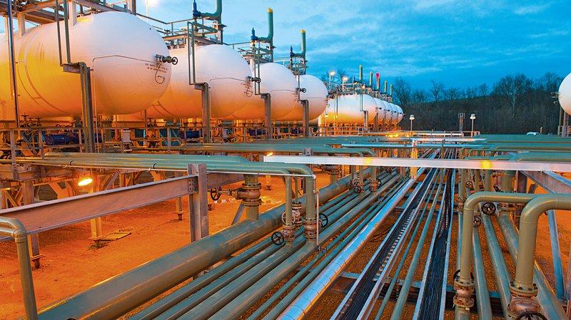 natural-gas-installation