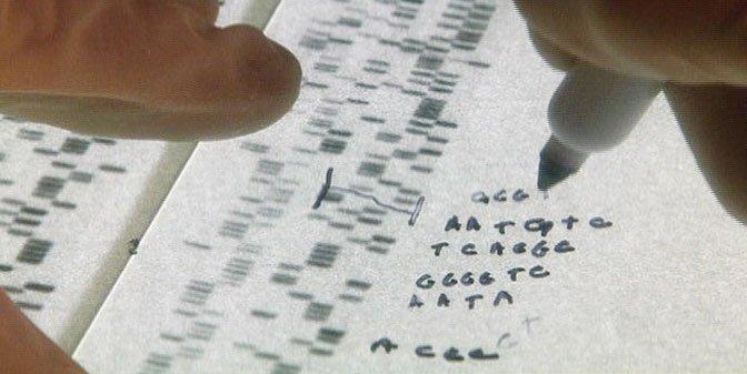 Gene-sequencing machine