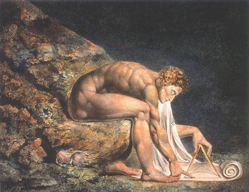 William Blake in 1795