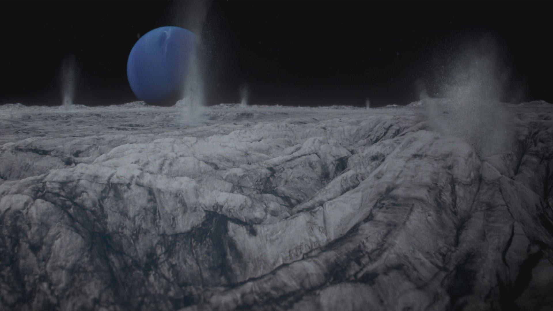 The Planets Ice Worlds Nova Pbs