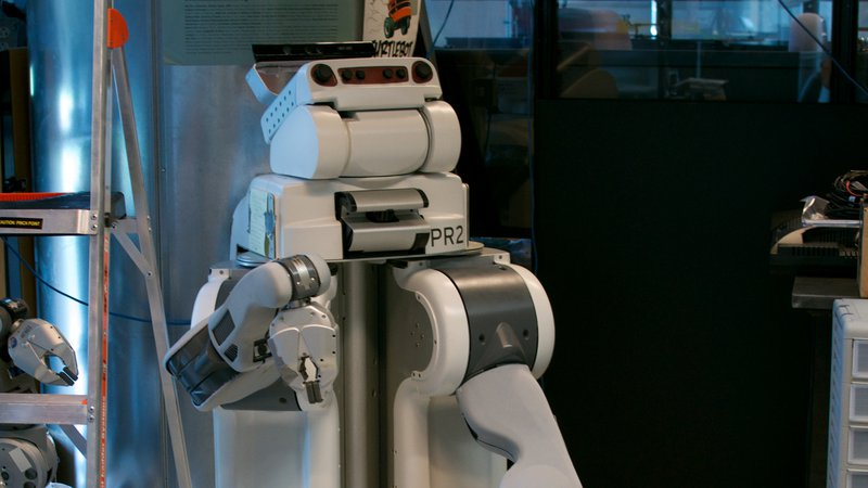 Big Idea of 2014: Our New Robot Economy