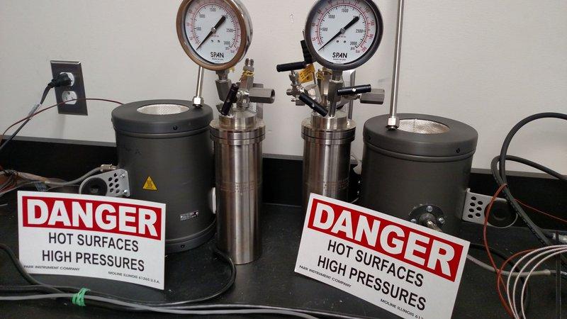 pressure-chambers