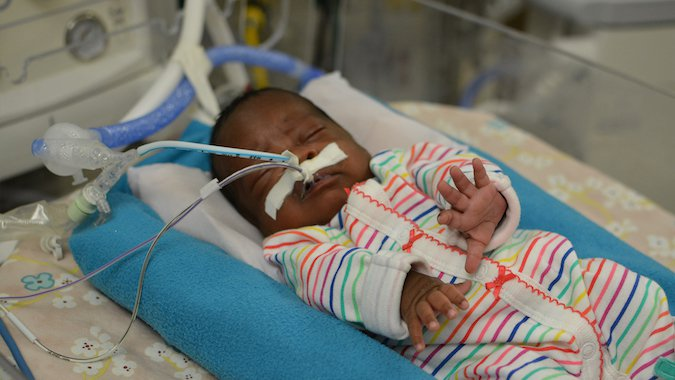 Can Probiotics Prevent Deadly Infections in Preemies?