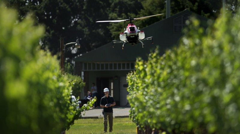Farms of the Future Will Run on Robots and Drones | NOVA | PBS