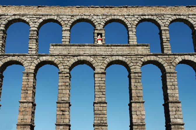 Segovia Arcades
