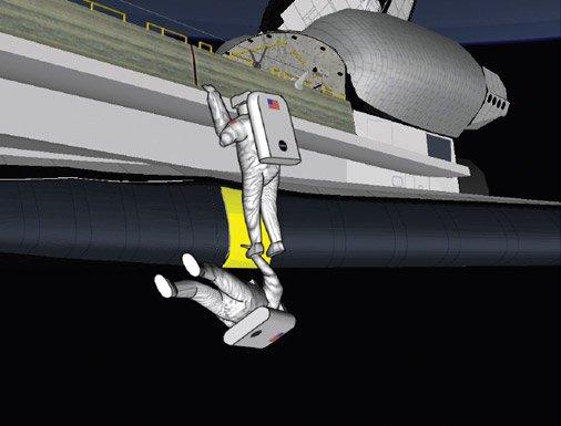 NASA recreation