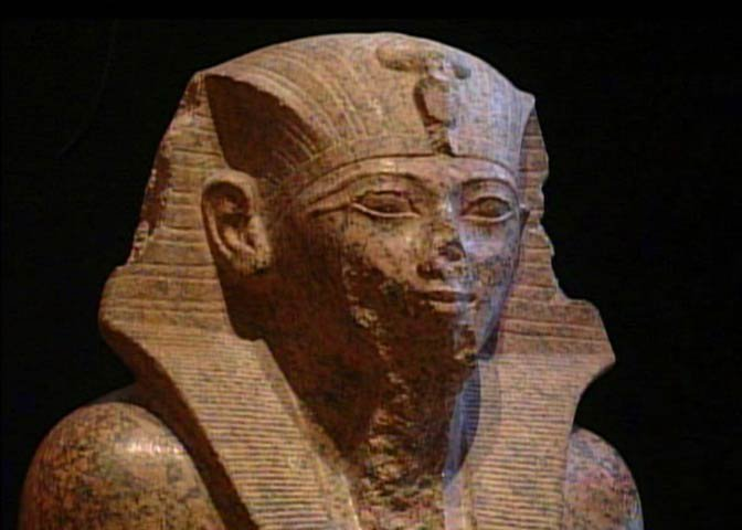 Thutmosis IV bust