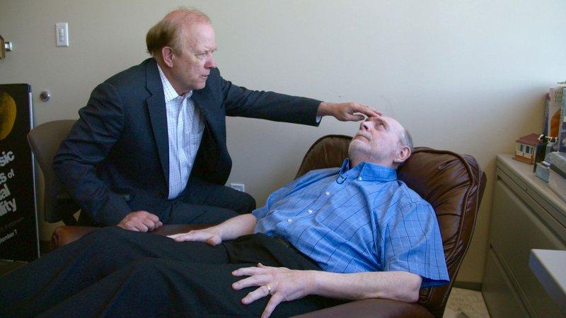 Tim Clark w Dr.Patterson