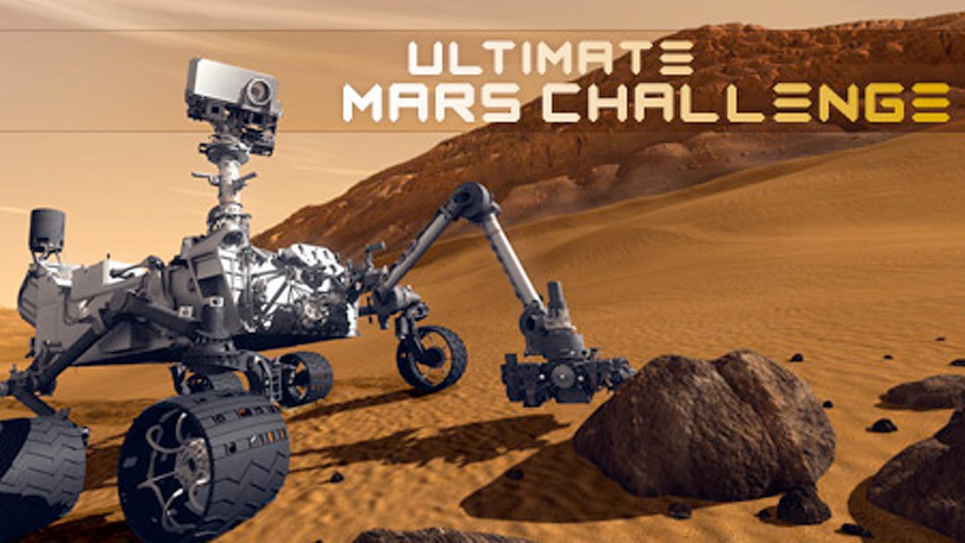 Ultimate Mars Challenge | NOVA | PBS