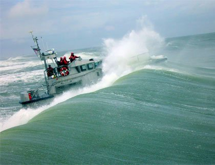 Coast Guard Motor Lifeboat