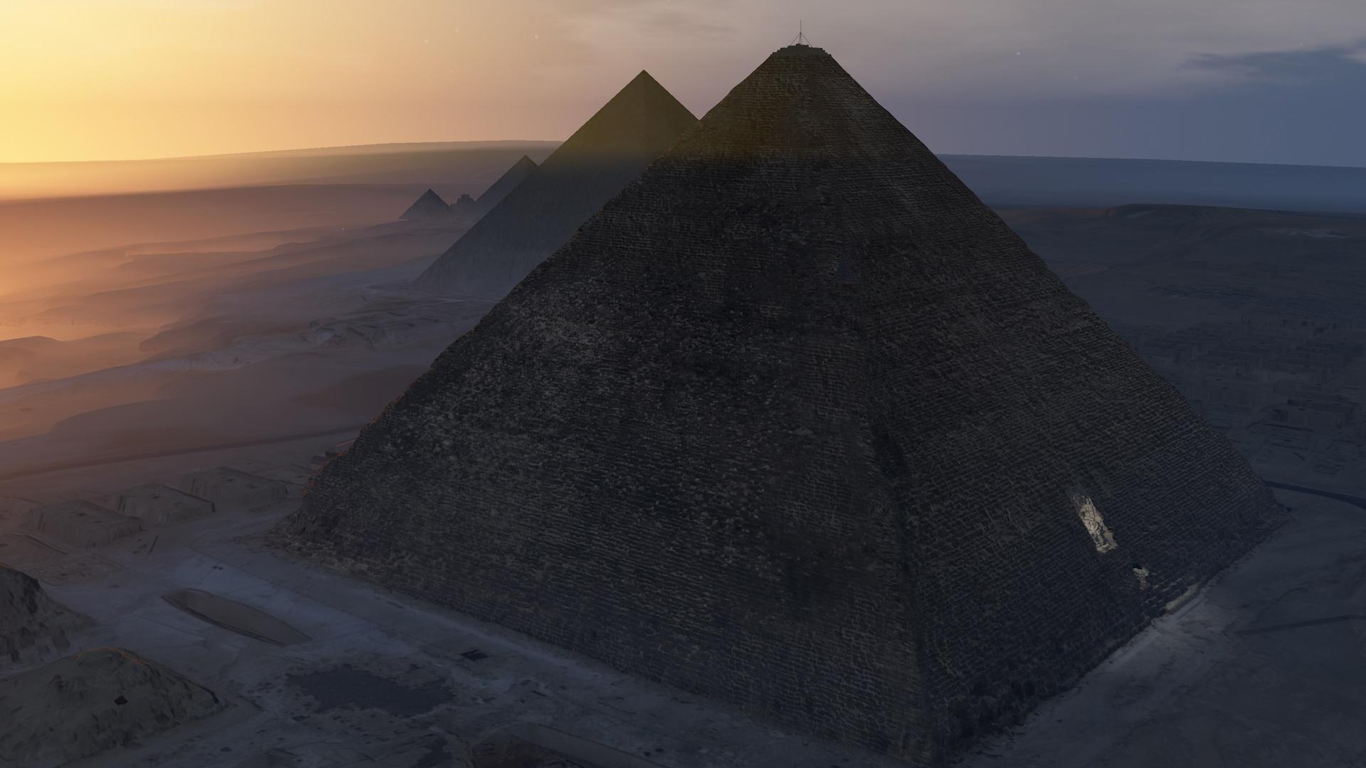 Decoding the Great Pyramid   NOVA   PBS