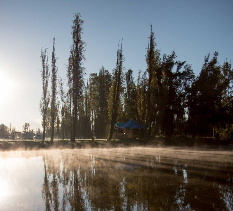 Xochimilco-mists