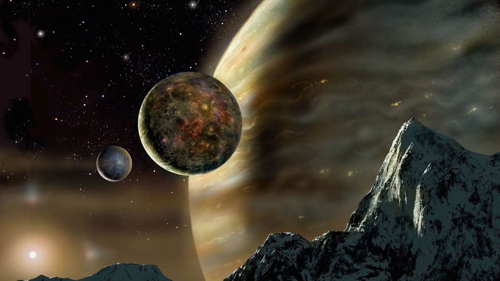 New Theory Could Tell Us If Life Came From an Alien Planet