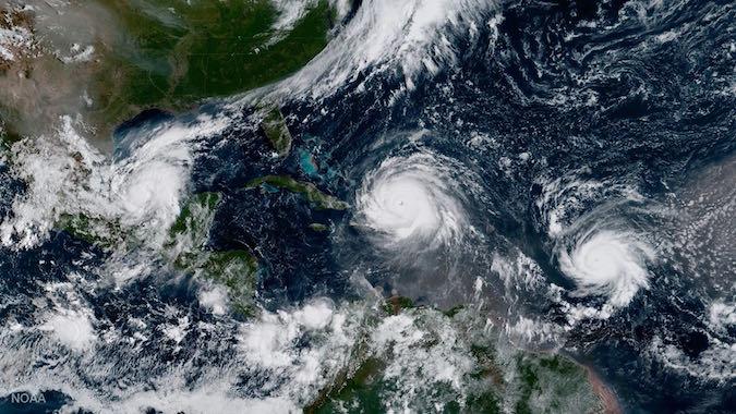 Why Was 2017's Hurricane Season So Intense?