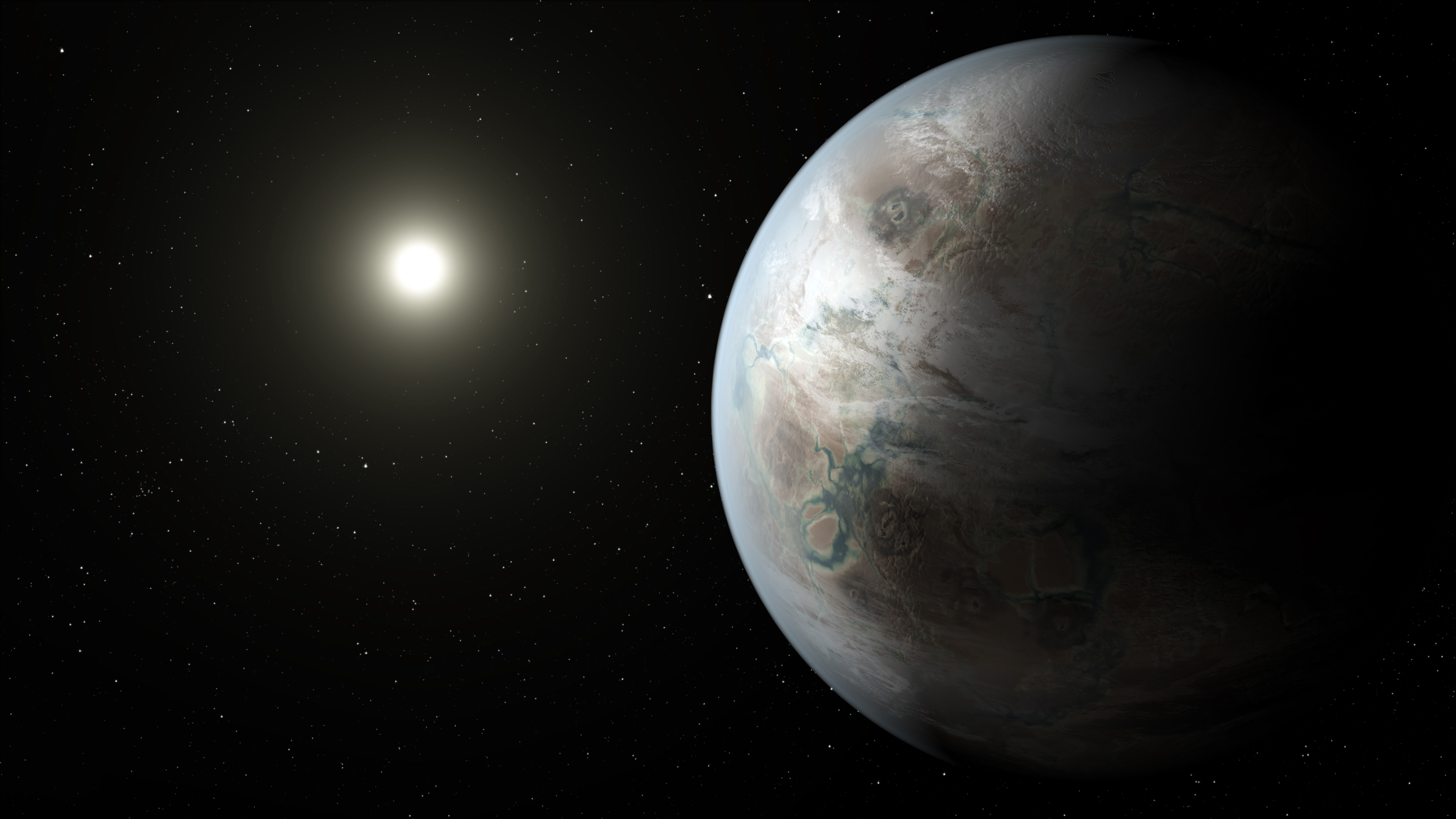 Scientists Spot Earth's Near-Identical Twin 1,400 Light-Years Away