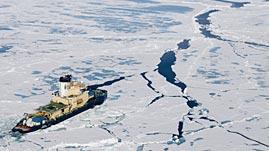 Exploring the Arctic Seafloor - Hero Image