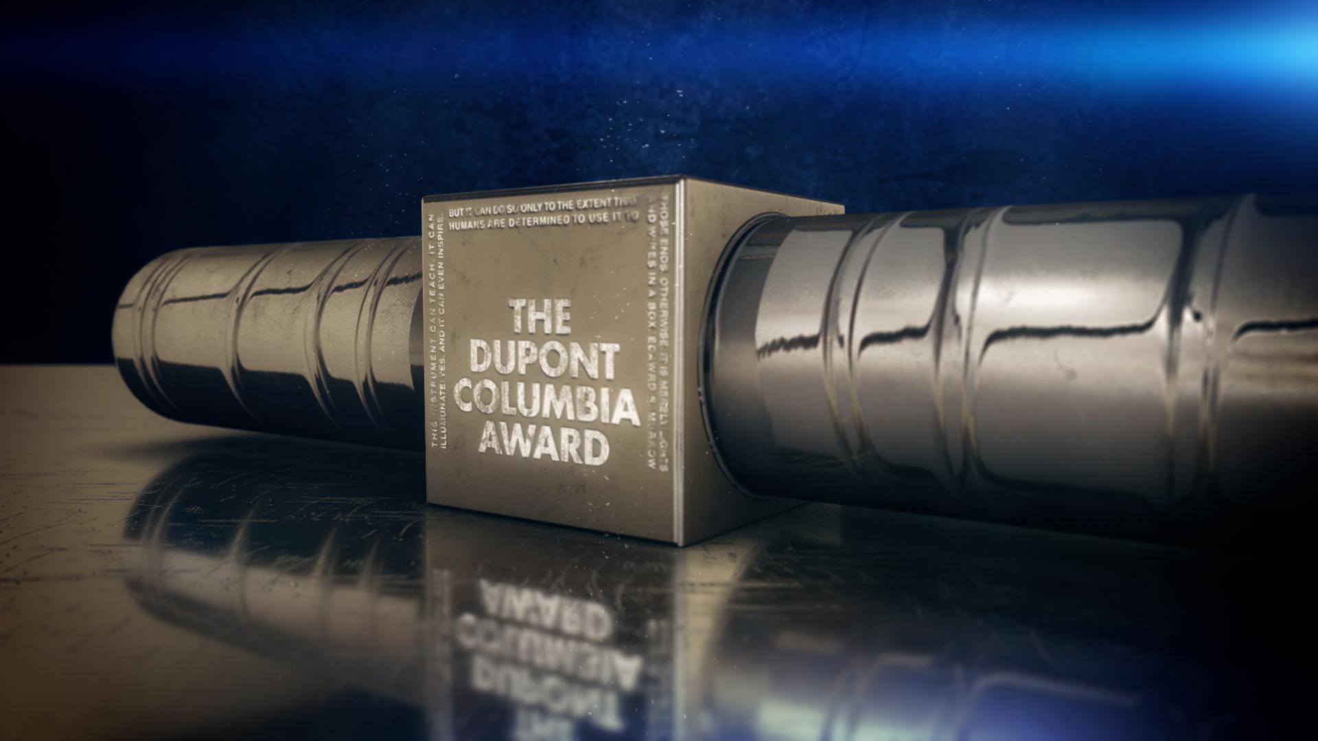 2021 Alfred I. duPont Award Baton