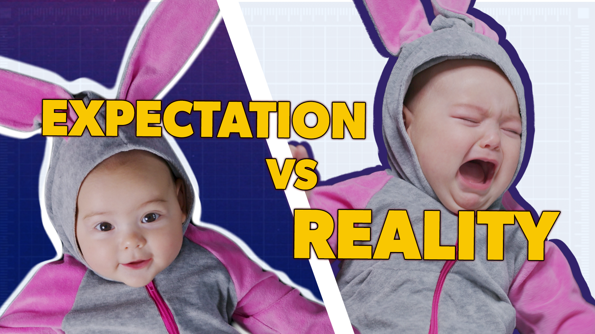 New Parents: Expectations vs. Reality