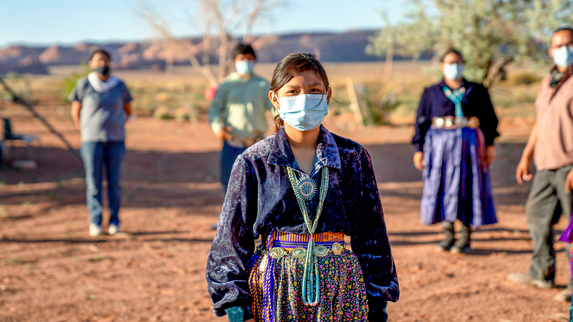 Coronavirus pandemic in Navajo Nation