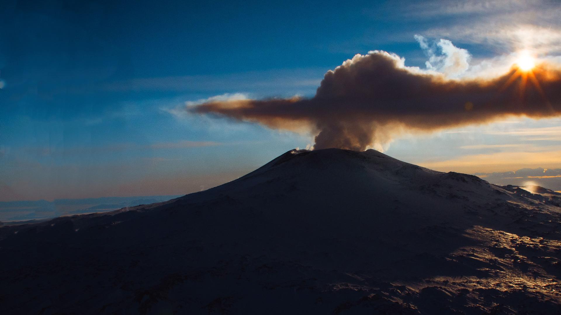 Exploring Antarctica's Active Volcano Mt. Erebus