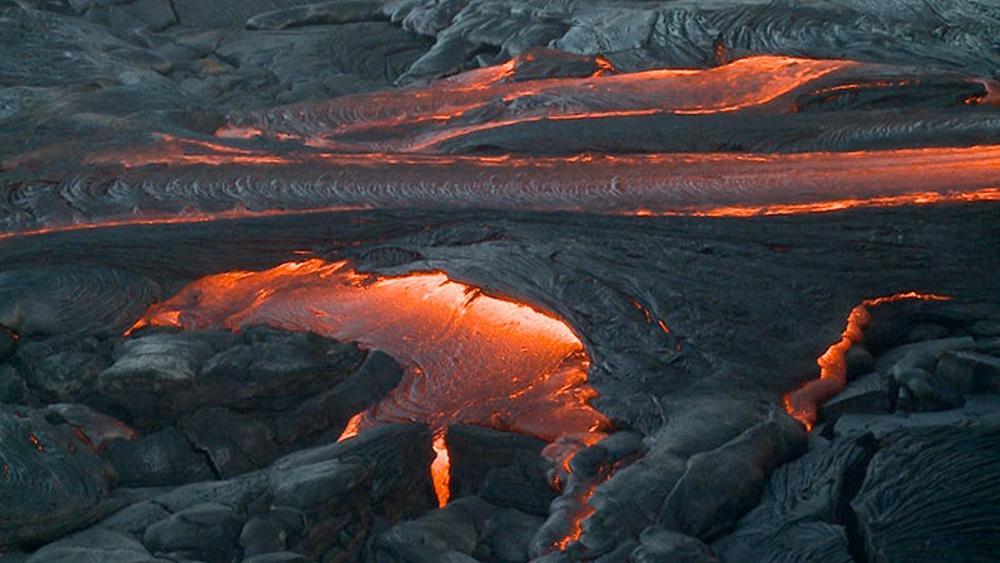 A Labyrinth of Lava Hero