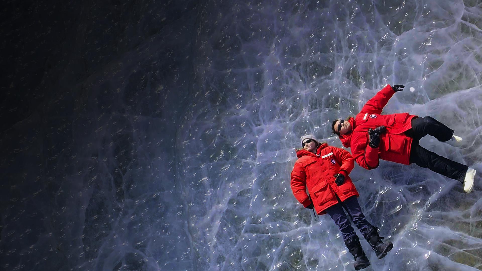 Antarctic Extremes Series Image