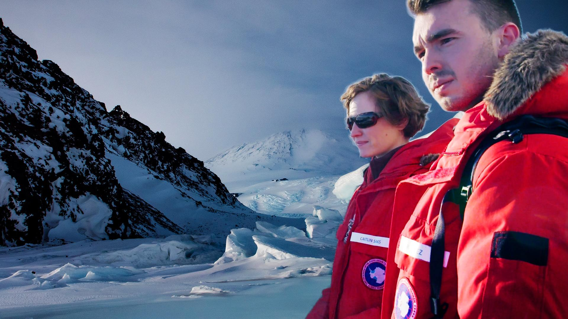 Antarctica: Journey to the Bottom of the Earth Hero