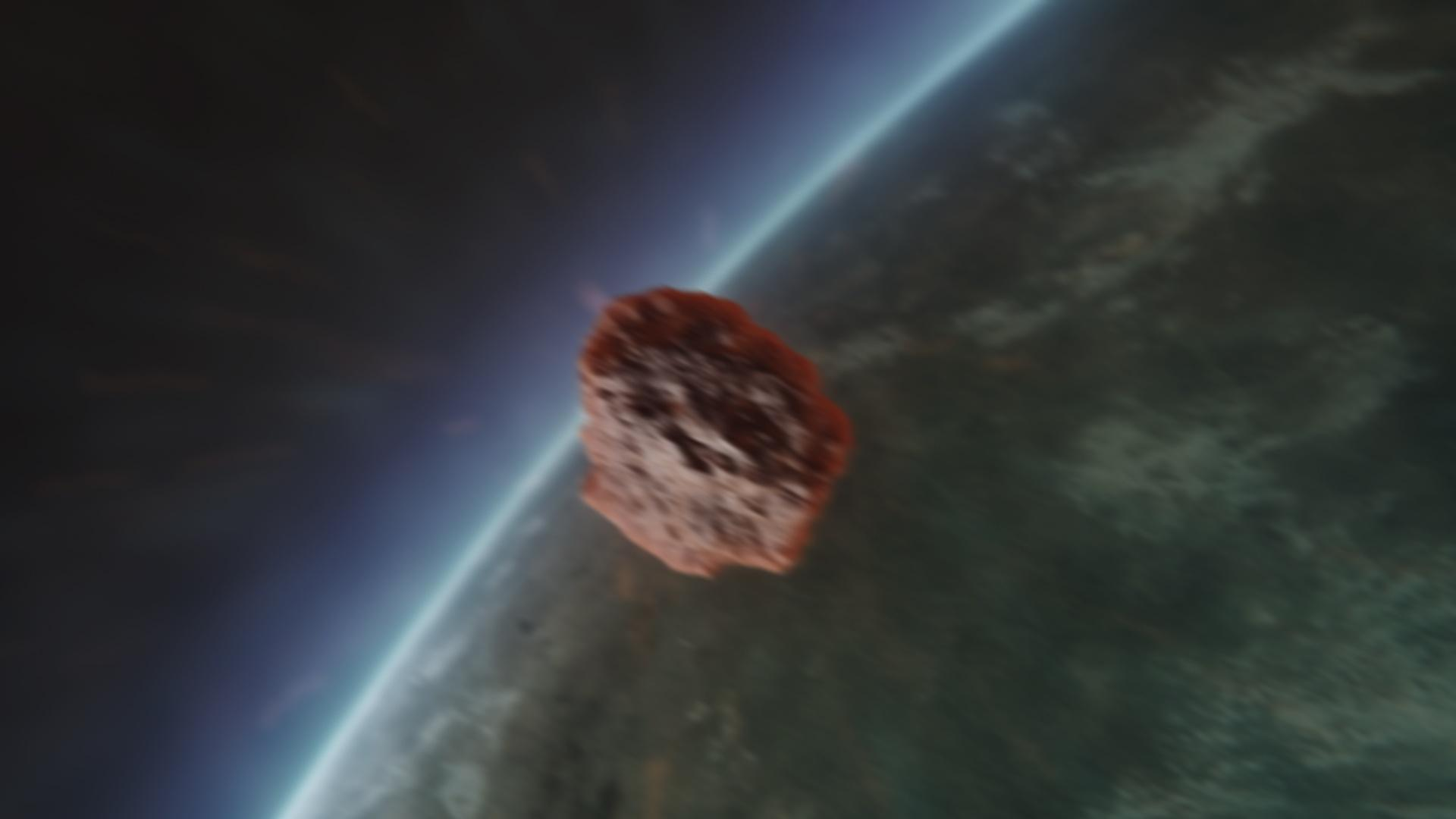 Asteroid: Doomsday or Payday? Hero