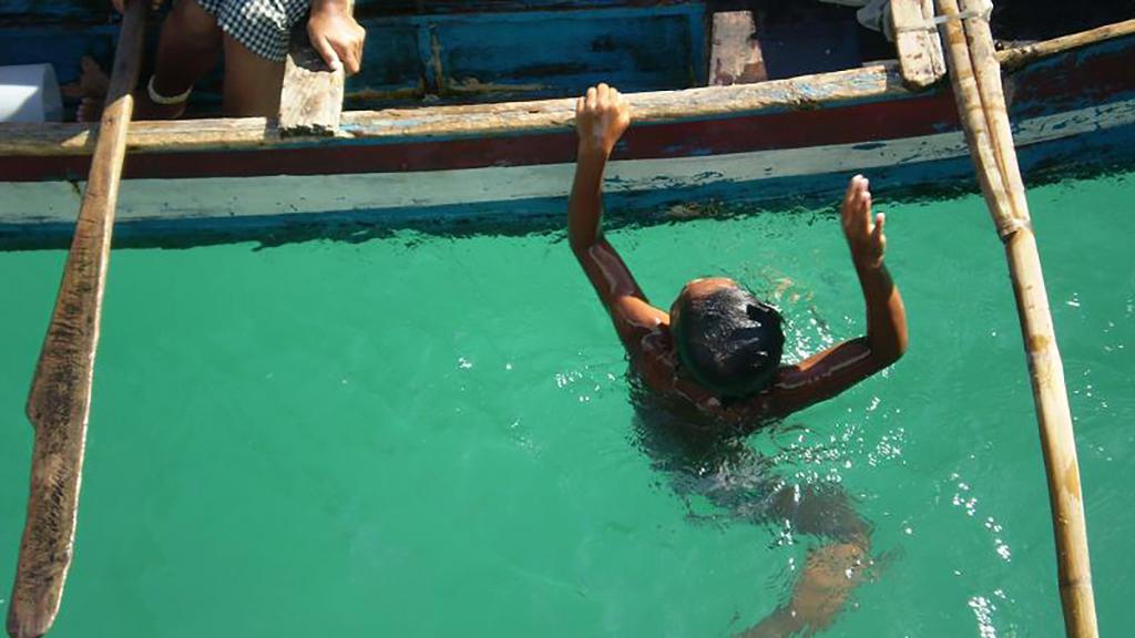 badjao-diver