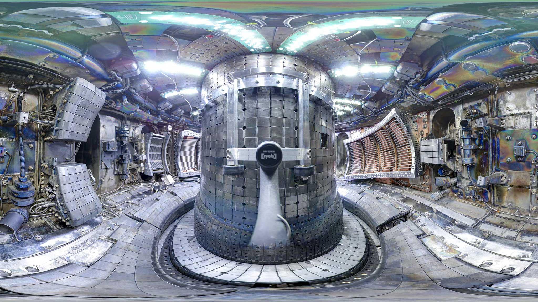 fusion reactor breaks record shut down nova pbs nova pbs